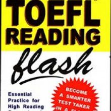 TOEFL Reading Flash PETERSON