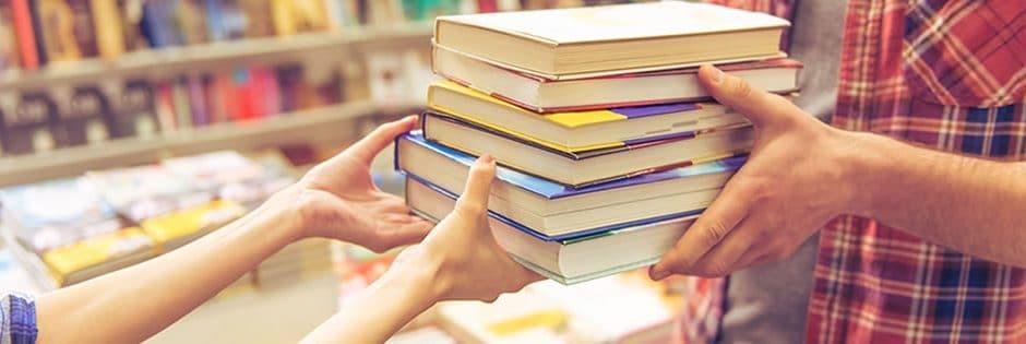 فروش کتاب دست دوم به بالاترین قیمت در بوکیاتو