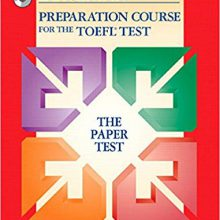 کتاب Longman PBT Preparation Course for the TOEFL
