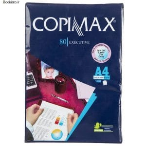 کاغذ A4 کپی مکس بسته 500 عددی